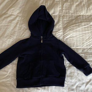 Ralph Lauren baby boy hoodie jacket 12 months old